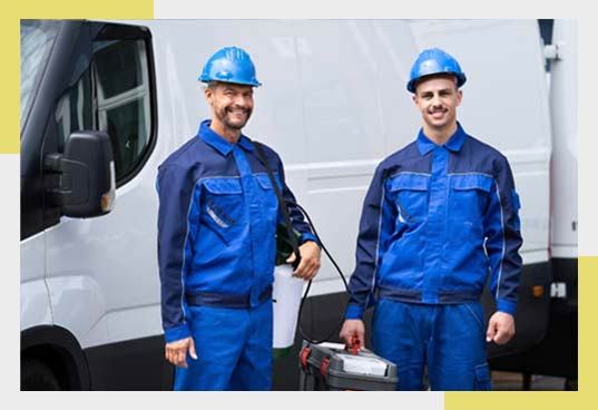 Misting Services by Trained Technicians
